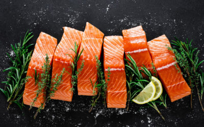 Salmon: A delicacy you must taste