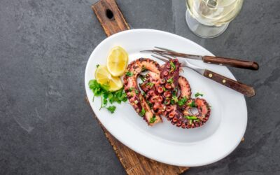 Octopus: The Most Delicate Sea Morsel
